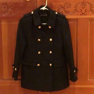 Zara Women's Military Coat